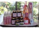 バラのお酒、バラのジャム、バラの化粧水
