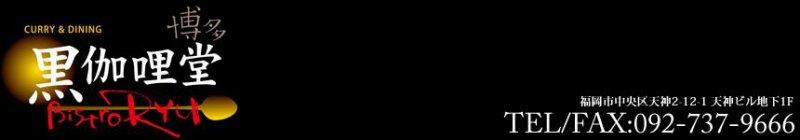 博多黒伽哩堂 bistroRYU