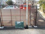 市内 自転車駐車場設置工事