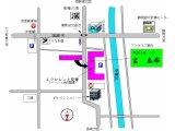 ホームページへアクセス用の詳細地図を掲載しました。