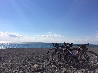高知県サイクリング!!~の事故!