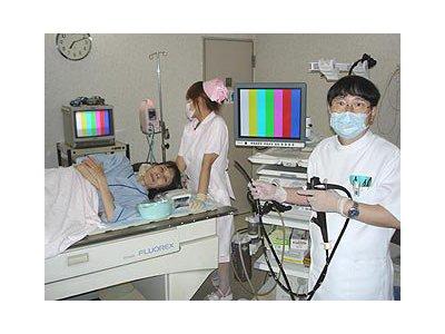 鎮静下上部消化管内視鏡検査