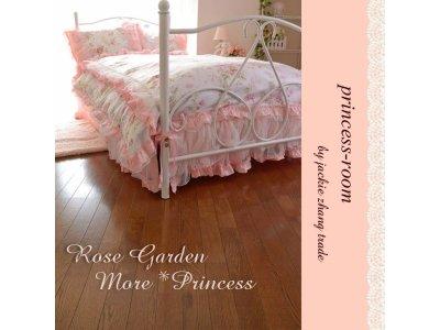姫ベッドにしました。