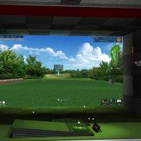 ゴルフバー上野 リアルシミュレーションゴルフ練習場