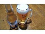 生ビール、ギネスビール、コロナビール