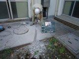 市内 高等学校空調機設置設備工事