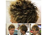 STRAW hair