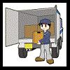 高砂市で搬入作業と搬出作業でした。