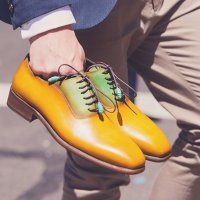 靴磨き 靴修理 グラサージュ30