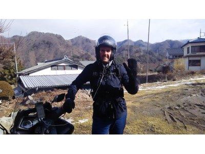 バイク旅行