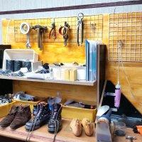 今池靴修理店