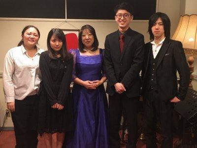 1/27(土)、おんぷのコンサート『Lieto』を開催いたしました。