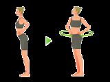 腰のストレッチ方法