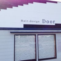 Hair design Door