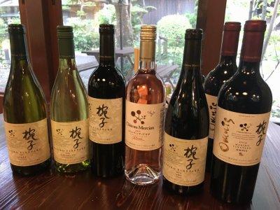 今年も椀子ワイン入荷しました。
