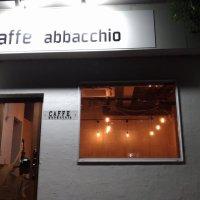 Caffe abbacchio