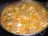味噌鍋 (韓国風味噌鍋)
