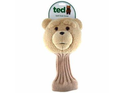 母の日・父の日のプレゼントに、Tedのゴルフヘッドカバーはいかが?
