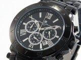 クロノグラフ 腕時計 SM8005-IPBK