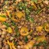 レンズ豆のサラダ 前菜の付け合わせ