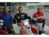 モータースポーツの原点…レーシングカートフォトギャラリーです。