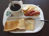 コーヒー、紅茶トーストセット