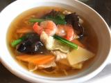 海鮮五目湯麺
