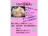 『白の塩麹丼』誕生です!