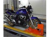 バイクの月極駐車場