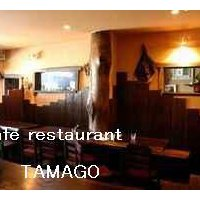 Cafe restaurant TAMAGO