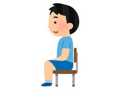 子どもの背骨のゆがみと症状