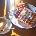 waffle cafe.nasu.aya-na