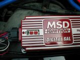 アメリカ製なんて・・・・(MSD点火システム)