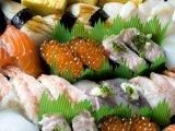 ≪男女カップル限定≫女性半額&日本海の寿司40貫♪