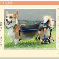 ペット介護用品.ペット車椅子 ウィズラン