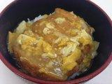 トロトロ卵のカツ丼