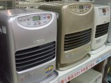 暖房器具 石油・ガスストーブ・ファン・ハロゲン・オイルヒーター等