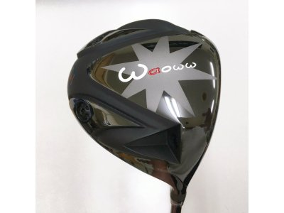 藤枝市ゴルフ工房!ワオ BLACK RV-555 + 藤倉スピーダー SLK!カスタムドライバー!ターゲットゴルフ!