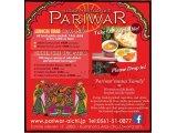 Pariwar's English website Open