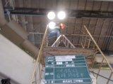 市内 市民センター多目的ホール水銀灯交換修繕
