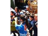 元三島神社のお祭りも終わり。