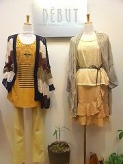 30代からのミセスファッション  デビュー 昭和joy店