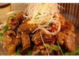 鶏一羽料理  ピリ辛炒鶏