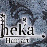 Hair art Cheka    ヘアア-ト チェカ