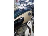 バイクタンクの凹み