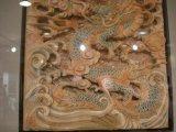 龍の彫りもの 縁起がいいです!