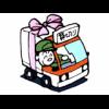 姫路市~明石市へ緊急輸送でした。