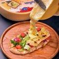 チーズとワイン ボンヌラクレット