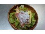 日替り定食のサラダ
