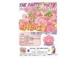 2014.4.19(土) THE PARTY 19:00~21:30